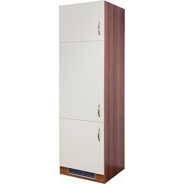 flex well exclusiv ger teumbauschrank sienna 60 cm creme zwetschge nachbildung kaufen bei obi. Black Bedroom Furniture Sets. Home Design Ideas