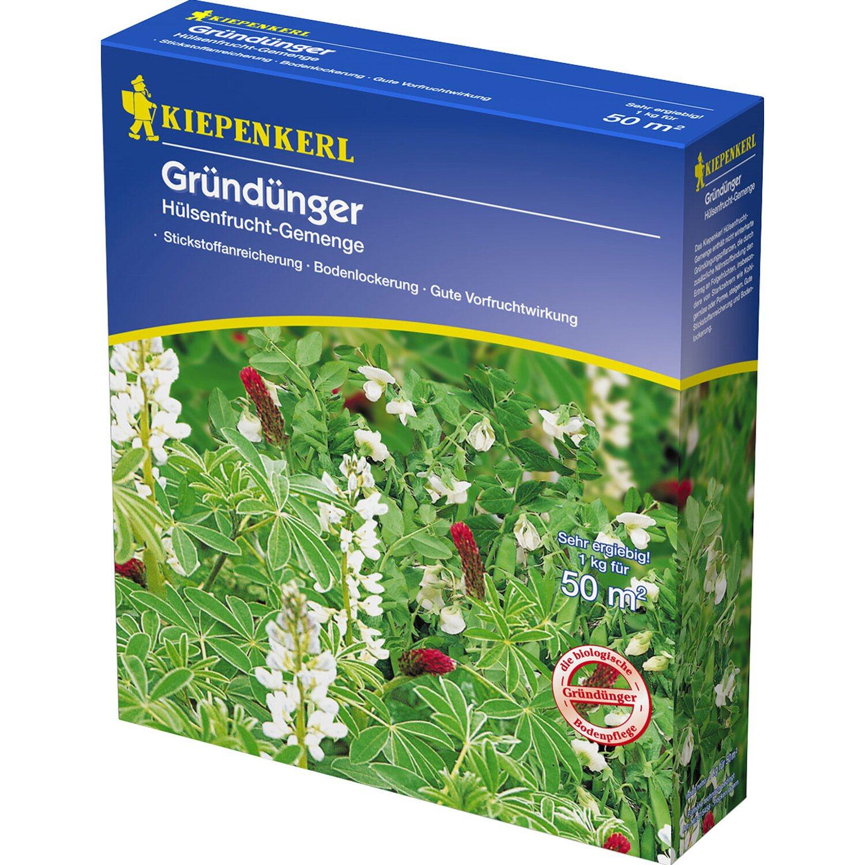 Kiepenkerl Gründünger Hülsenfruchtgemenge 1 kg