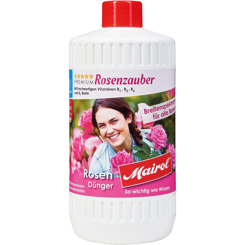 Mairol Rosen-Dünger Liquid 500 ml