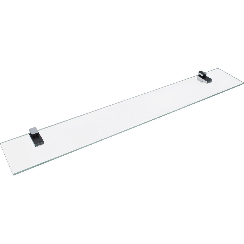 fackelmann glasablage 80 cm chrom kaufen bei obi. Black Bedroom Furniture Sets. Home Design Ideas