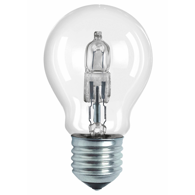 Osram E27 116W klar Halogenlampe Classic A Birnenform