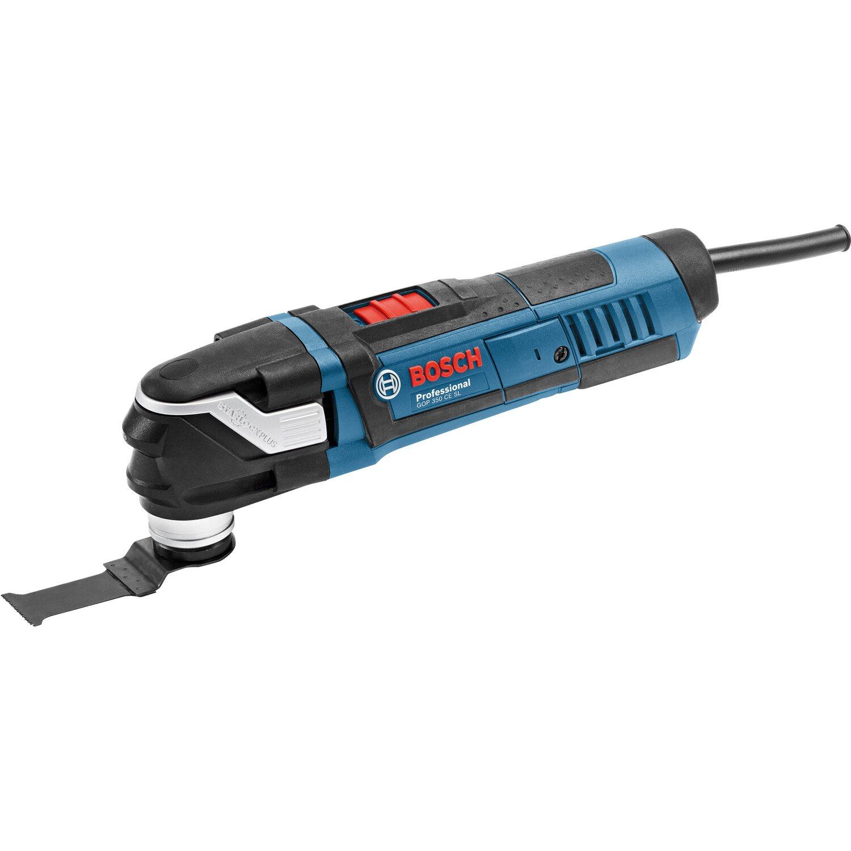 Bosch Professional Bosch Präzisionssäge gewerblich oszillierend mit GOP 40-30 Professional