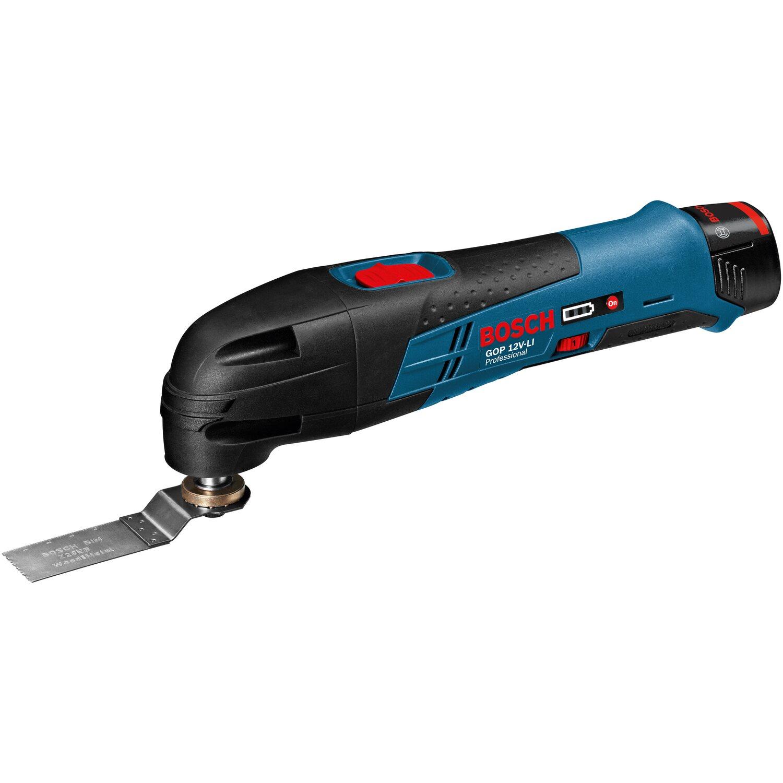 Bosch Professional Bosch Akku-Multi-Cutter GOP 10,8 V-Li