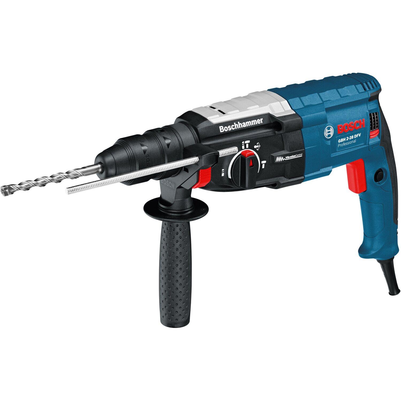 Bosch Professional  Bohrhammer mit SDS-plus GBH 2-28 DFV
