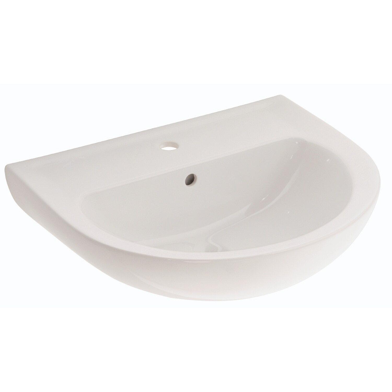 Ideal Standard  Waschbecken 60 cm Palaos Weiß