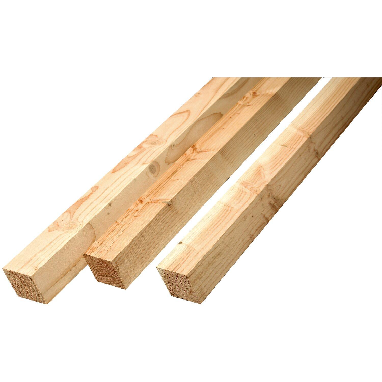 Rhombus Fassadenprofil Douglasie 28 Mm X 58 70 Mm X 2000 Mm Kaufen Bei Obi