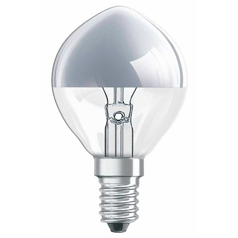 Osram  Speziallampe EEK: E Tropfenform Silber E14 / 40 W (330 lm)
