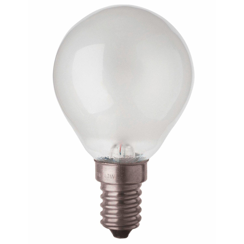 Osram  Glühlampe EEK: E Backofenlampe E14 / 40 W (400 lm) Warmweiß