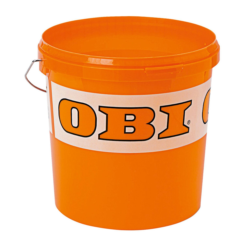 obi eimer 10 l orange kaufen bei obi. Black Bedroom Furniture Sets. Home Design Ideas
