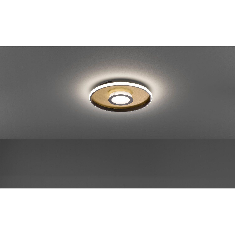 Fischer & Honsel LED Deckenleuchte Zoe Gold matt Ø 60 cm EEK: A++ A