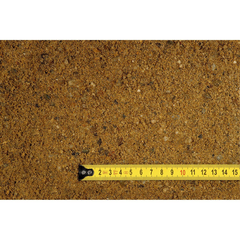 Häufig Estrichsand (Betonsand, Kiessand) Braun-Grau 0,06 mm - 8 mm 25 kg DY45
