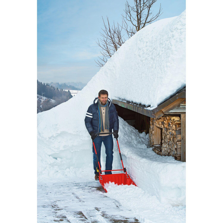 Schneeschieber Arbeitsbreite 60 cm Wolf-Garten Schneewanne