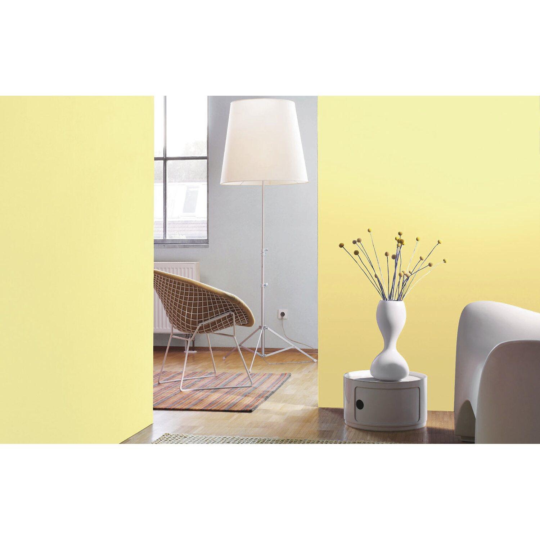 Wandfarben Farbpalette Gelb: Alpina Farbrezepte Lichtes Gelb Matt 2,5 L Kaufen Bei OBI