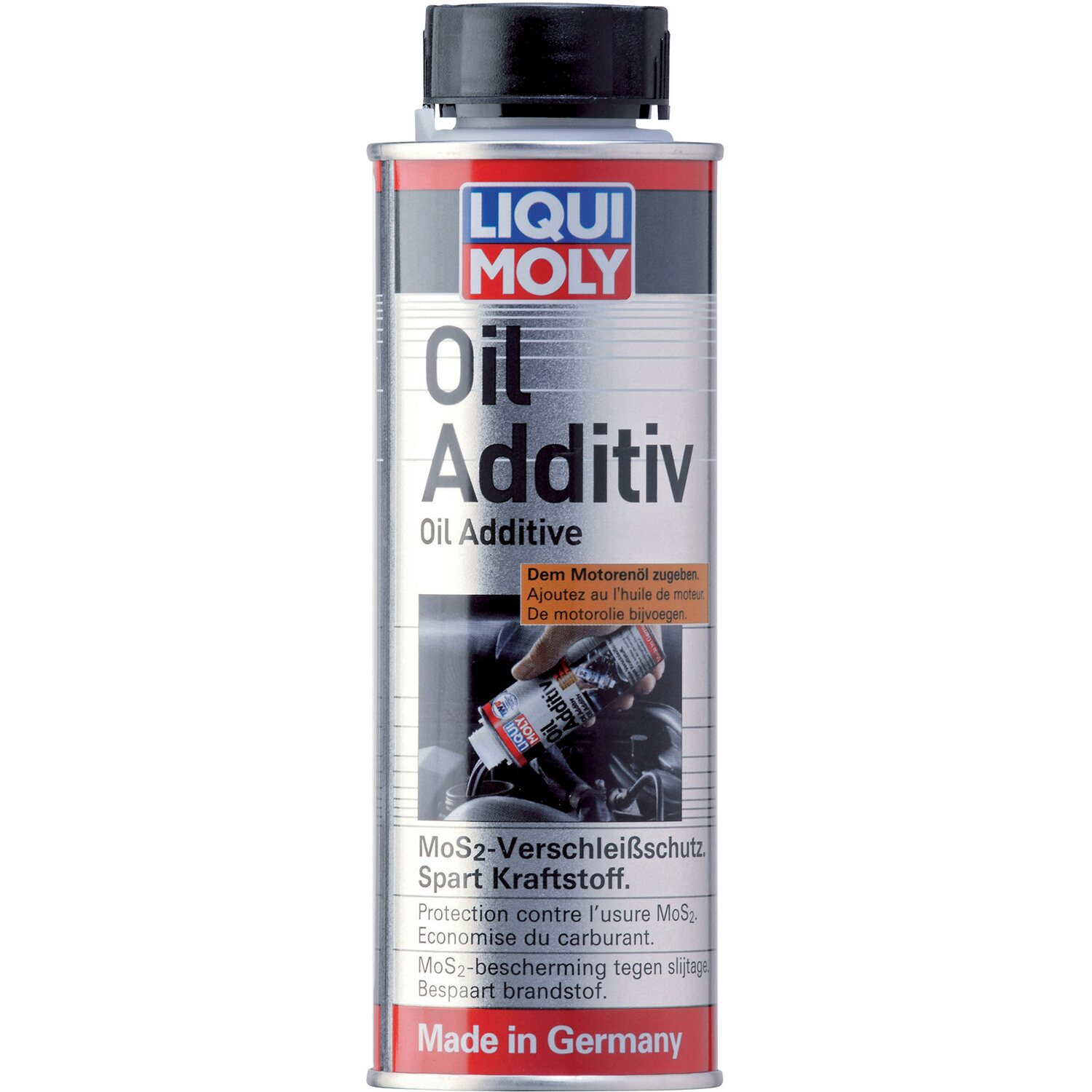 liqui moly l additiv 200 ml kaufen bei obi. Black Bedroom Furniture Sets. Home Design Ideas
