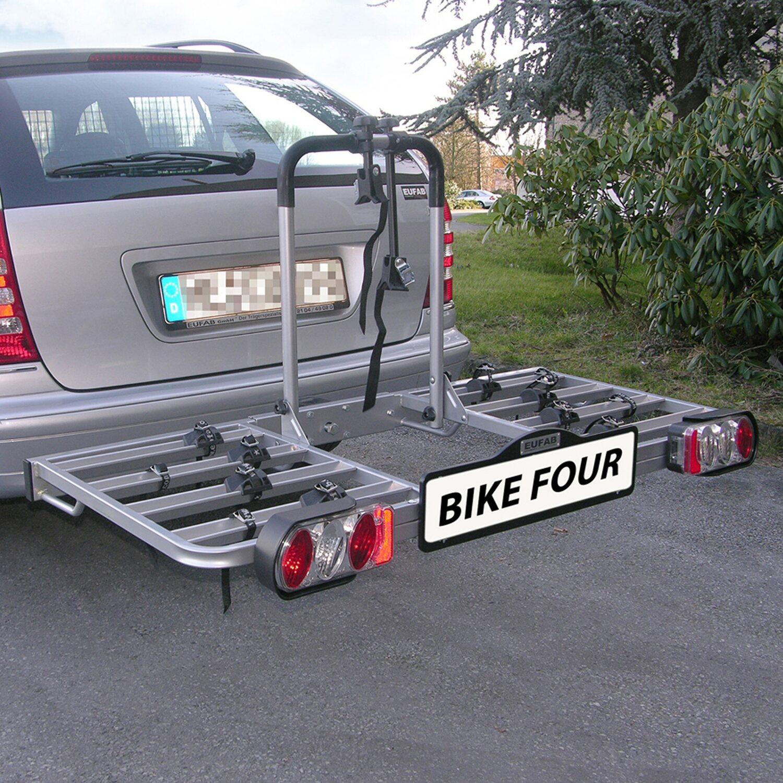 Anhängerkupplung für Fahrrad, AHK, Fahrradträger | B&B Shop