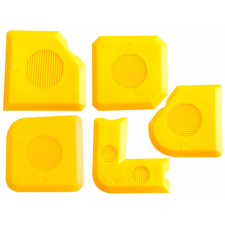 fugen ass fugenglätter-set 5-teilig für silikon und acryl kaufen bei obi