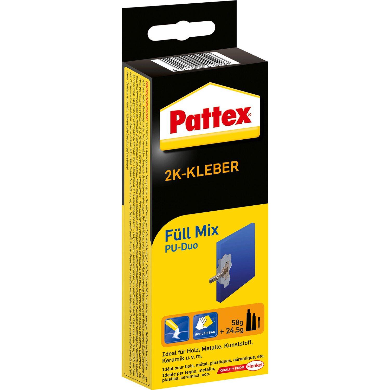 Pattex 2k Kleber Full Mix 82 5 G Kaufen Bei Obi