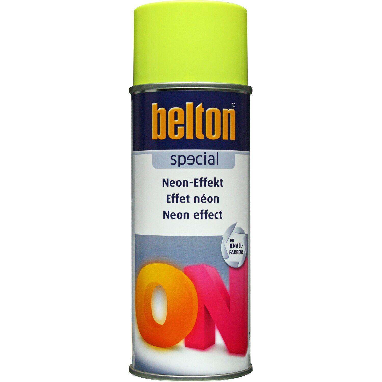 belton Belton Special Neon-Effekt Spray Gelb seidenmatt 400 ml