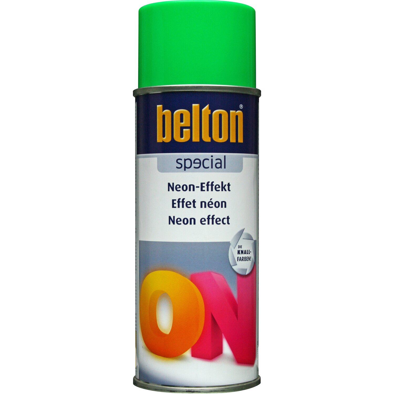 belton Belton Special Neon-Effekt Spray Grün seidenmatt 400 ml