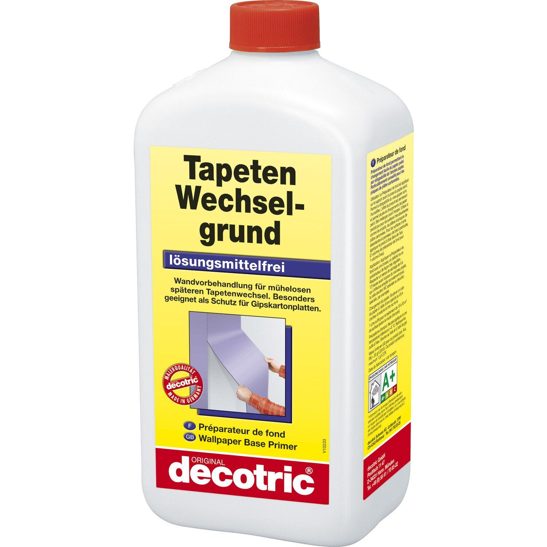 decotric Decotric Tapeten Wechselgrund 1 l
