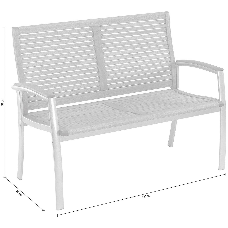 obi gartenbank barrie 2 sitzer kaufen bei obi. Black Bedroom Furniture Sets. Home Design Ideas