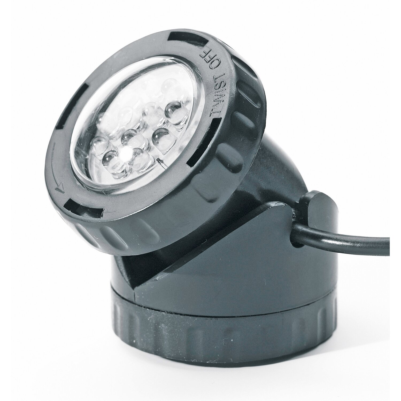 heissner aqua light led unterwasser spot trafo 1er eek a kaufen bei obi. Black Bedroom Furniture Sets. Home Design Ideas