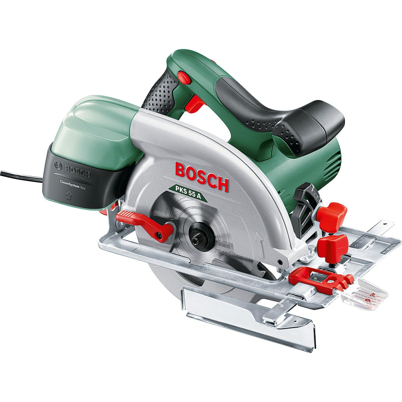 Bosch Handkreissäge PKS 55 A 1.200 W Preisvergleich