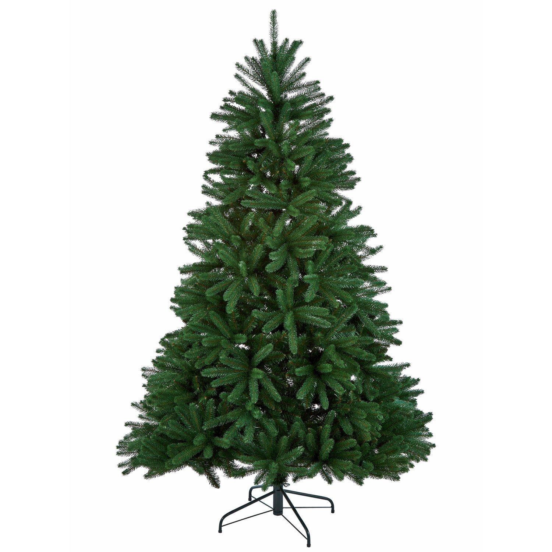 k nstlicher weihnachtsbaum 198 cm kaufen bei obi. Black Bedroom Furniture Sets. Home Design Ideas