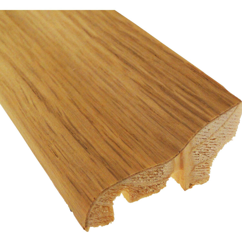sockelleiste eiche furniert 40 mm x 22 mm l nge 2400 mm kaufen bei obi. Black Bedroom Furniture Sets. Home Design Ideas