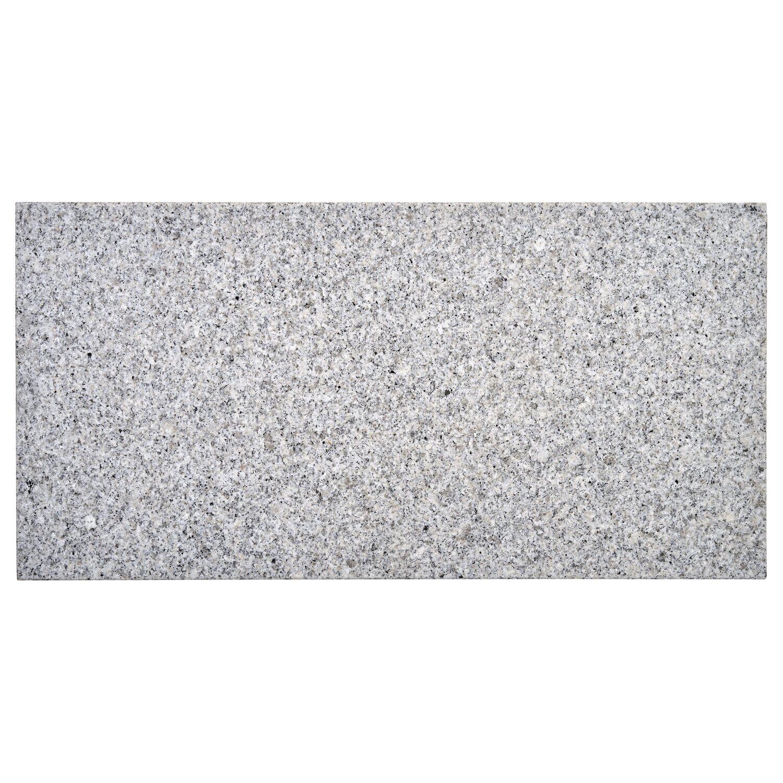 Terrassenplatte Naturstein Sino Grau 60 cm x 30 cm x 3 cm
