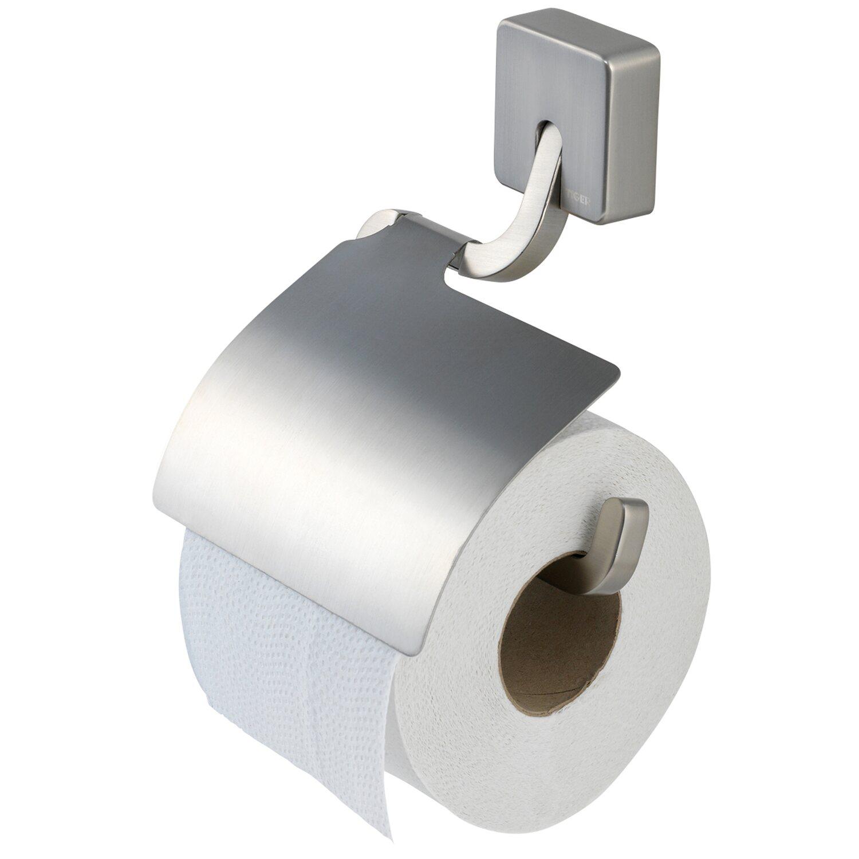 tiger toilettenpapierhalter impuls mit deckel inkl befestigungsmaterial kaufen bei obi. Black Bedroom Furniture Sets. Home Design Ideas