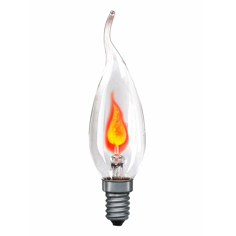 Paulmann E14 3W Kerzenlampe klar