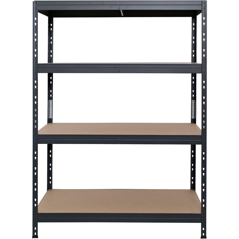 Regalux Regalsystem Heavy Seitenteile (Höhe: 174 cm, 2 Stk