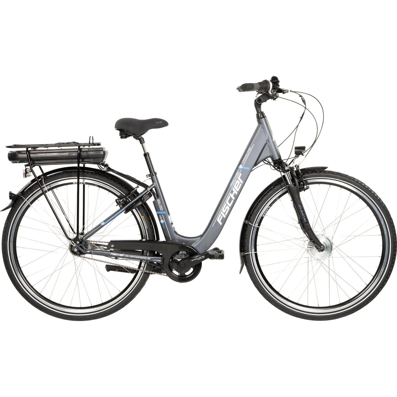 Fischer E Bike Damen City Fahrrad 28 ECU 1401 S1 inkl