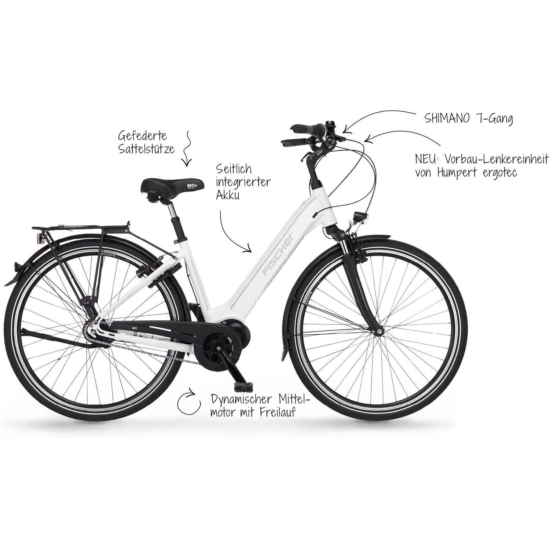 FISCHER FAHRRAEDER E Bikes online kaufen