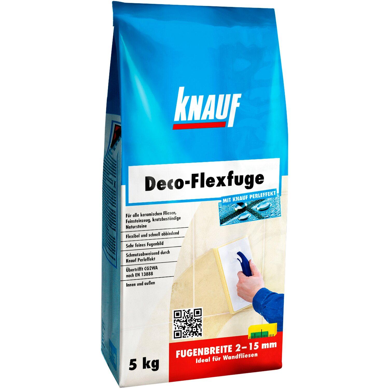 Knauf  Deco-Flexfuge Bahamabeige 5 kg