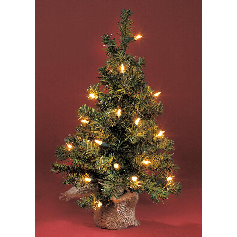 k nstlicher weihnachtsbaum 45 cm mit beleuchtung kaufen