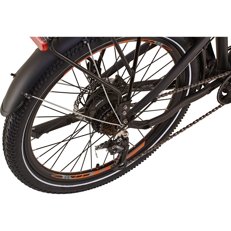 Prophete SUV E Bike Kinder Trekking Fahrrad 24 20.ESS.10