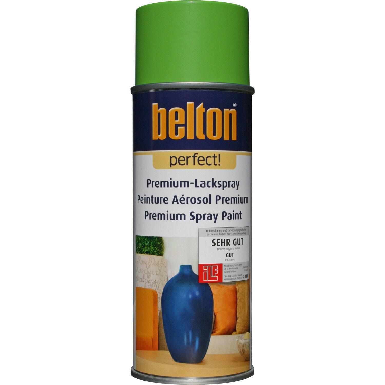 Belton Perfect Premium-Lackspray Hellgrün seidenmatt 400 ml Preisvergleich
