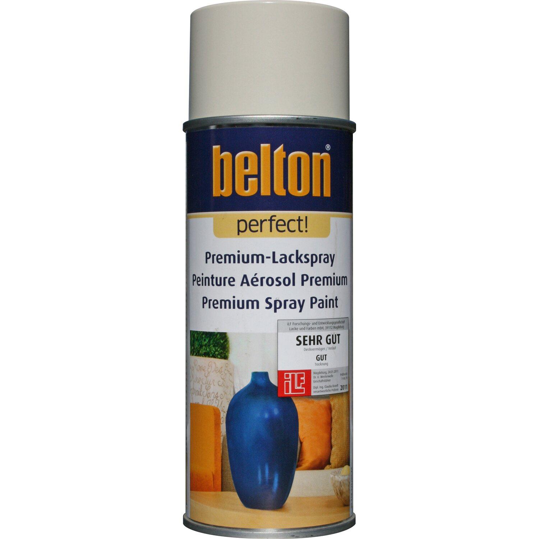 belton Belton Perfect Premium-Lackspray Weiß seidenmatt 400 ml