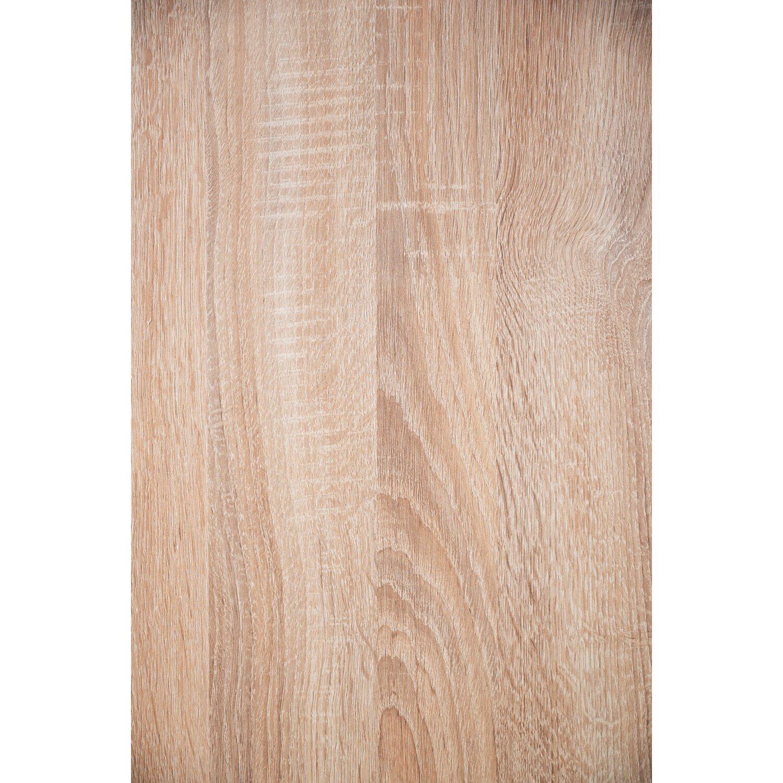Respekta Miniküche KB160ESGMI 160 cm Grau Eiche Sonoma