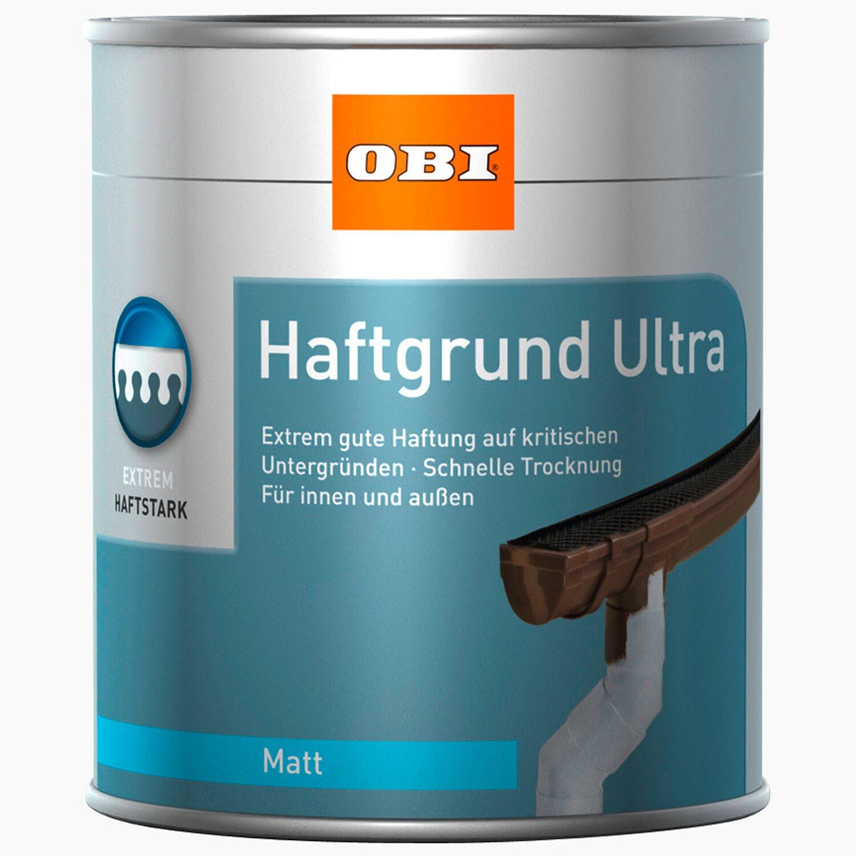 OBI  Haftgrund Ultra Grau matt 2,5 l