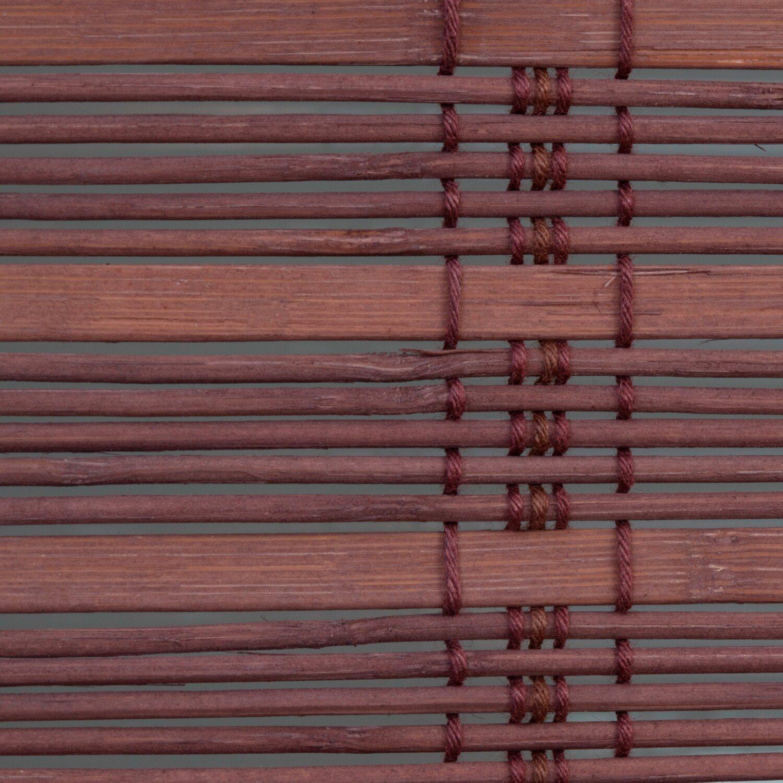 obi bambus raffrollo mataro 140 cm x 160 cm teak kaufen bei obi. Black Bedroom Furniture Sets. Home Design Ideas