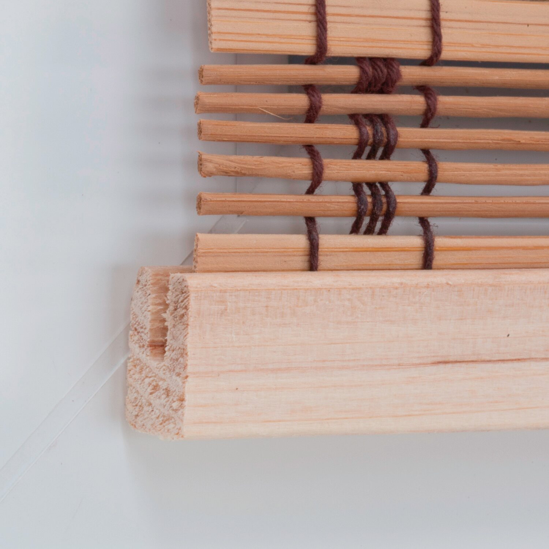 Obi Bambus Raffrollo Mataro 120 Cm X 160 Cm Eiche Kaufen Bei Obi