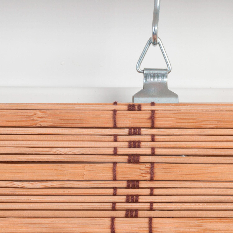 obi bambus raffrollo mataro 140 cm x 160 cm eiche kaufen bei obi. Black Bedroom Furniture Sets. Home Design Ideas