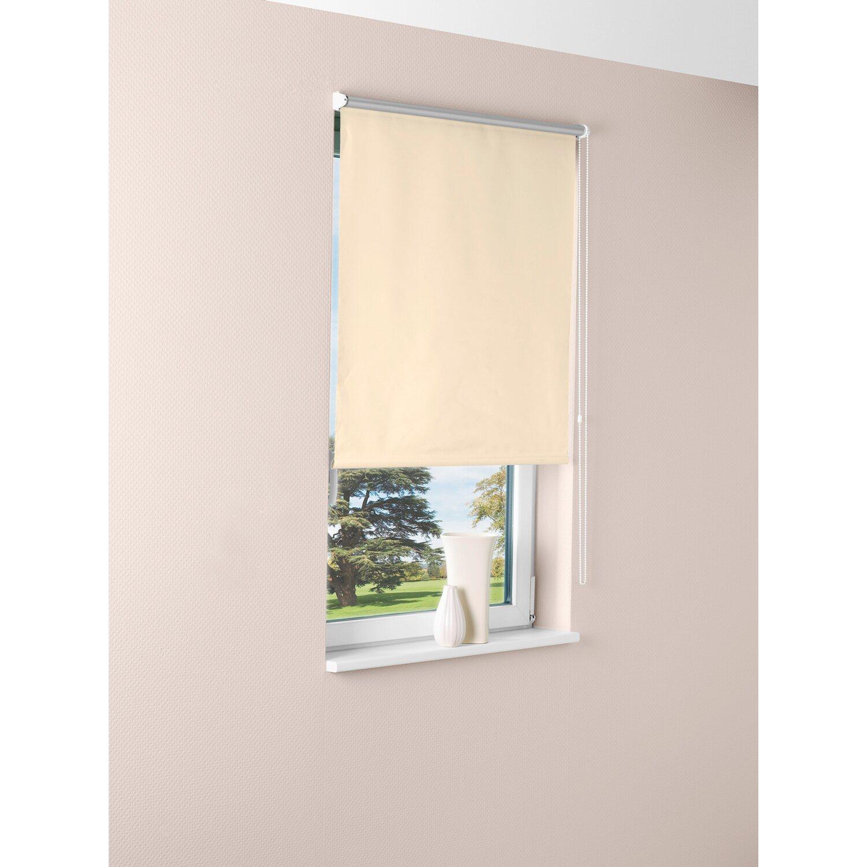 obi sonnenschutz rollo pamplona 100 cm x 175 cm beige kaufen bei obi. Black Bedroom Furniture Sets. Home Design Ideas