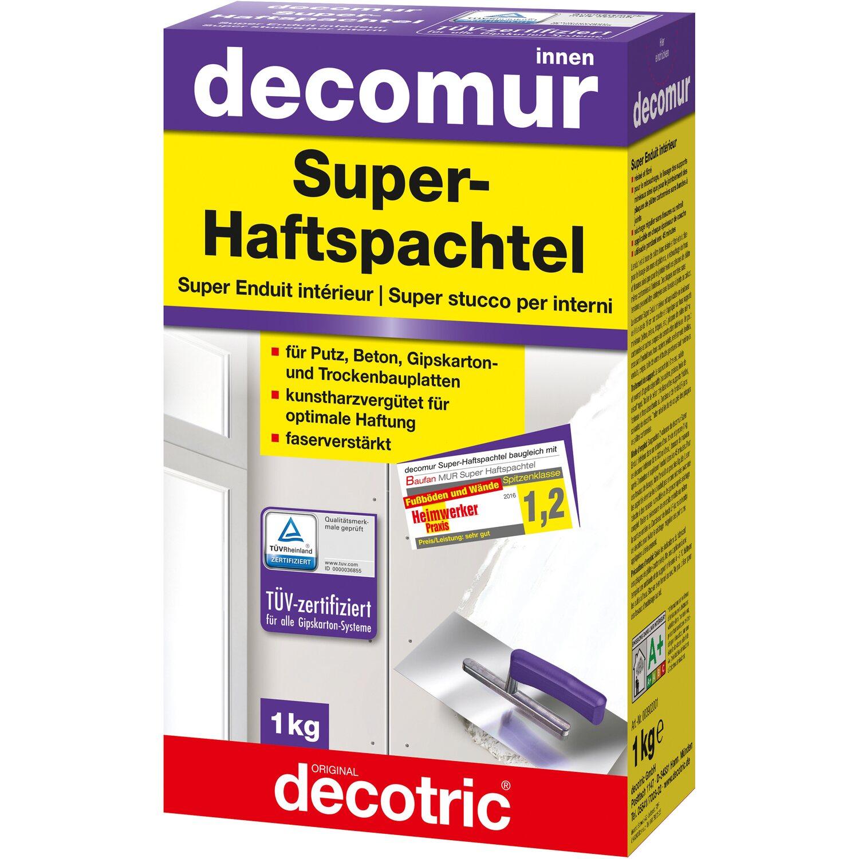 decotric Decomur Super-Haftspachtel 1 kg