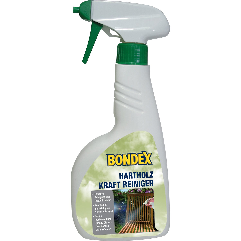 Bondex Hartholz Kraft Reiniger Transparent 500 ml