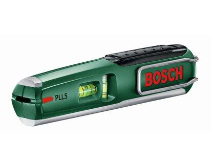 Bosch laserentfernungsmesser plr mit laser wasserwaage pll