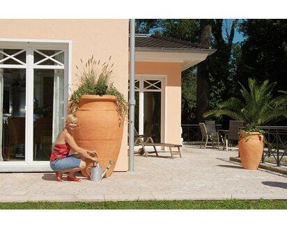 Garantia Pflanz Amphore Antik Terracotta Kaufen Bei Obi